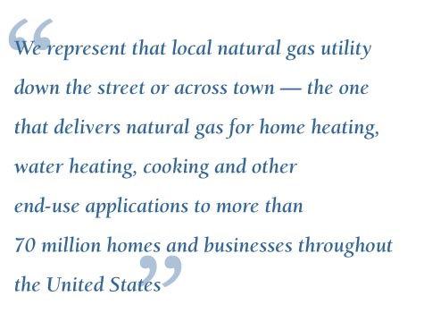 who is the american gas association