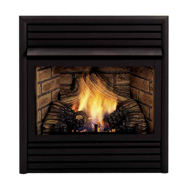 The Convenience Of The Natural Gas Fireplace True Blue