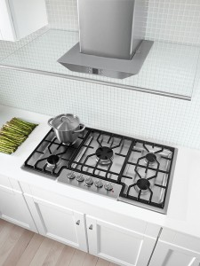 Bosch 800 Series Gas Cooktop 225x300 Natural Gas Cooktops Offer High Efficiency, Easy Cleaning and Reliability