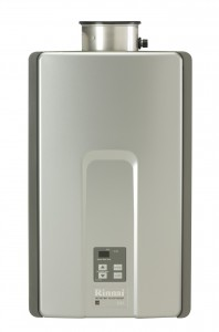 RL94i Straight VC 198x300 Give the Gift of Comfort—and More—with a Natural Gas Fueled Tankless Water Heater