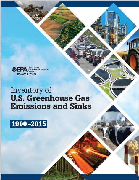 Understanding Updates to EPA Inventory of GHG Emissions