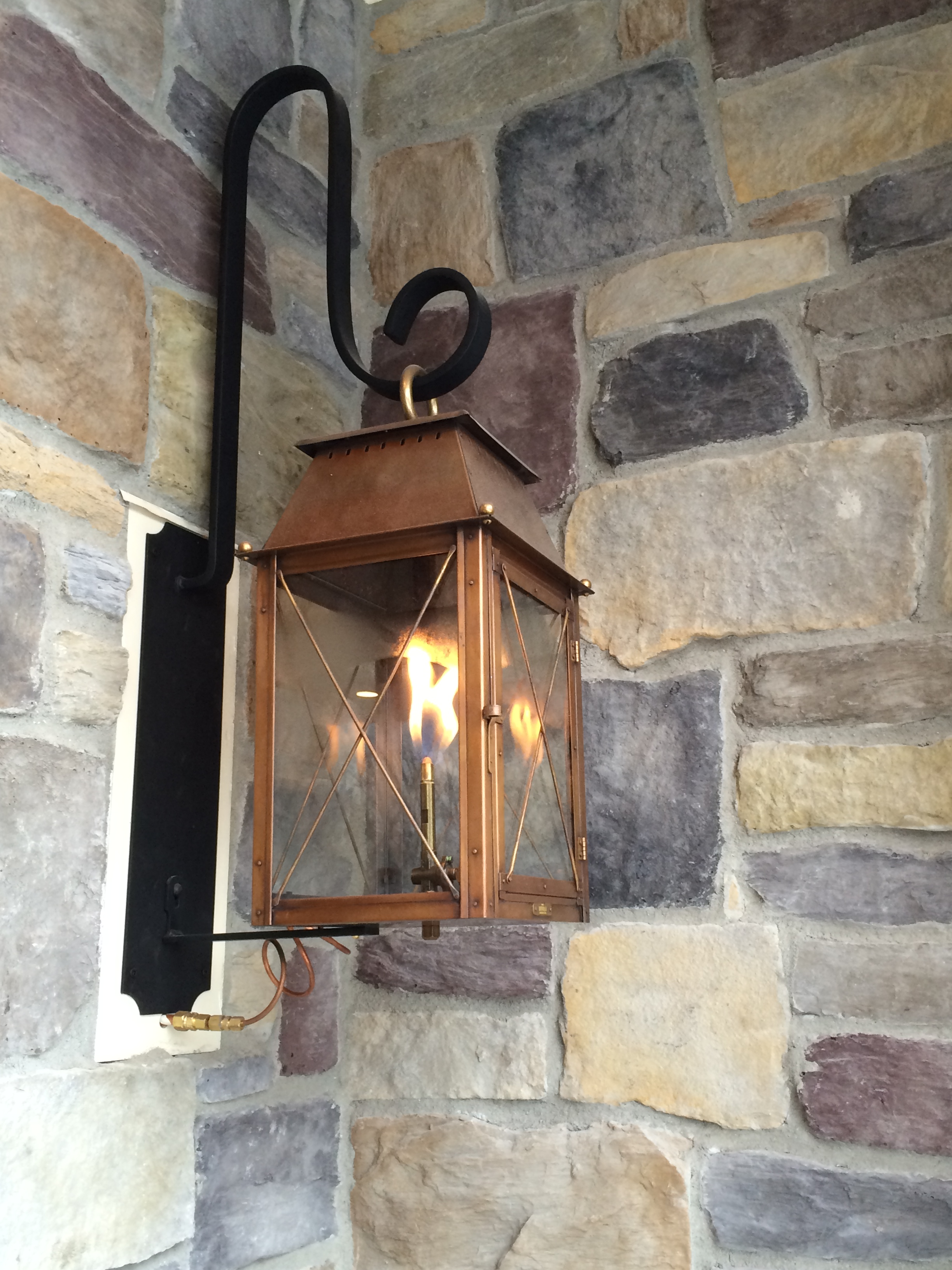 Bevolo Gas And Electric Lights Began In The French Quarter 1945 When Andrew Sr Revolutionized Production Of Lamps